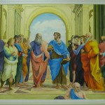 Η Σχολή του Αριστοτέλη