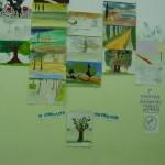 Έργα τέχνης μαθητών στο Ισόγειο