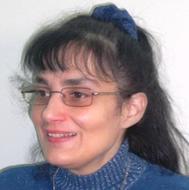 Σμαράγδα Φαρίδου : Θεολόγος (Αναπληρώτρια του Δ/ντή)
