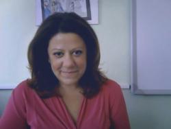 Δέσποινα-Αλεξάνδρα Κωνσταντινίδου : Αγγλικής Γλώσσας και Πολιτισμού