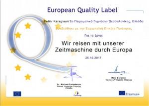 zeitmaschine europasiegel